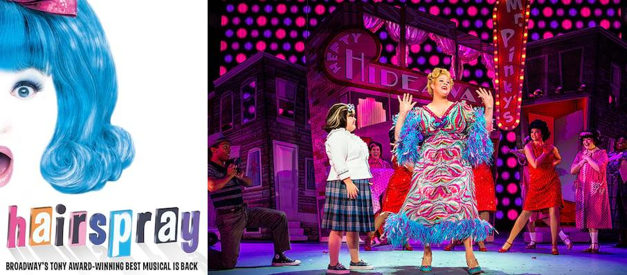 Hairspray at Fisher Theatre