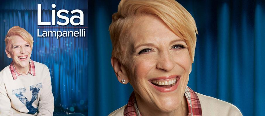 Lisa Lampanelli at Motorcity Casino Hotel