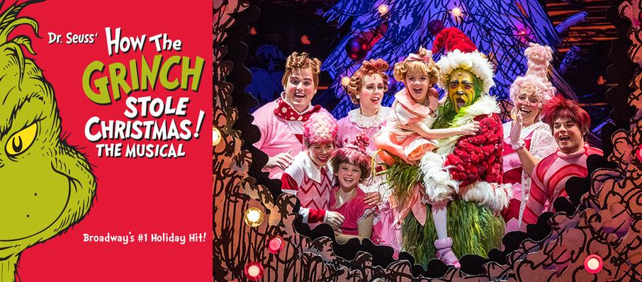 How The Grinch Stole Christmas at Fox Theatre