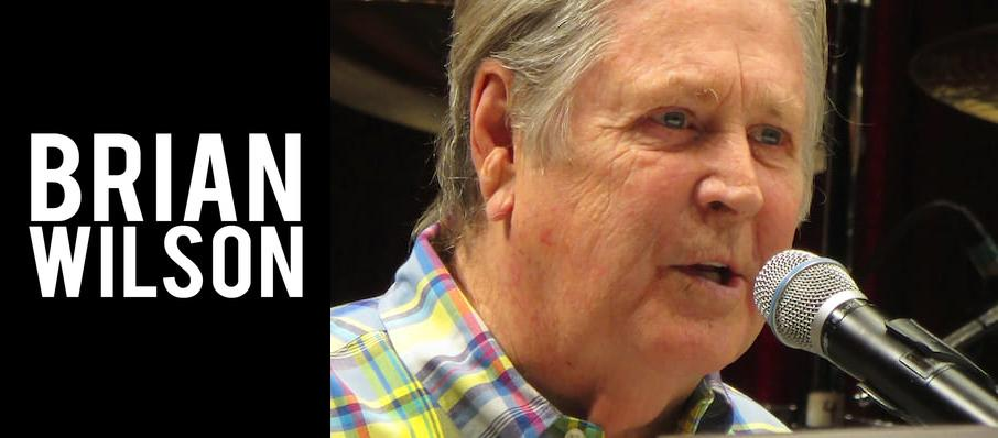 Brian Wilson at Masonic Temple Theatre