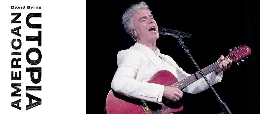 David Byrne at Fox Theatre