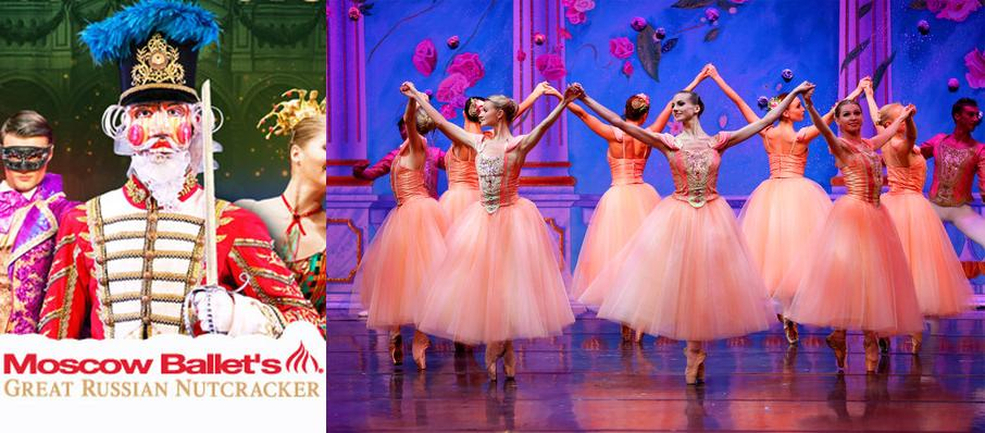 Moscow Ballet's Great Russian Nutcracker at Fox Theatre