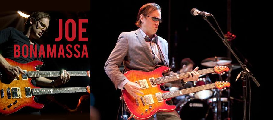 Joe Bonamassa at Fox Theatre