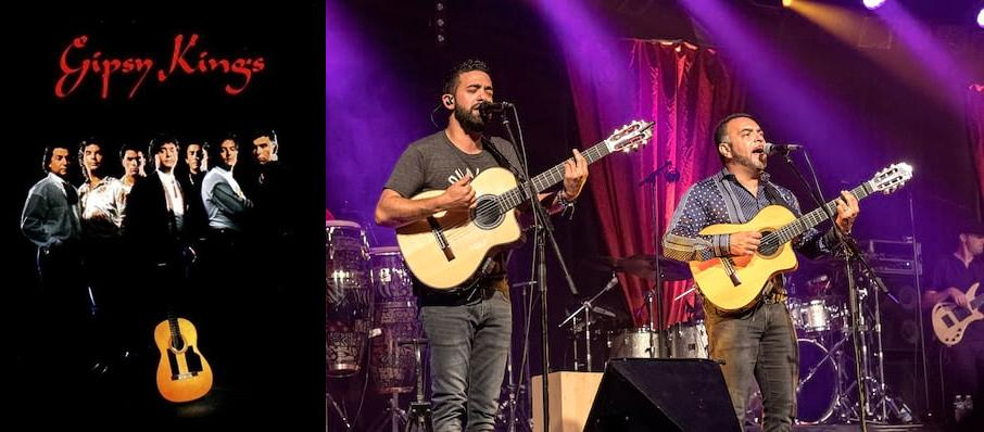 Gipsy Kings at Chene Park Amphitheater