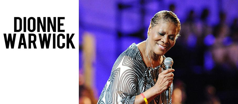 Dionne Warwick at Motorcity Casino Hotel