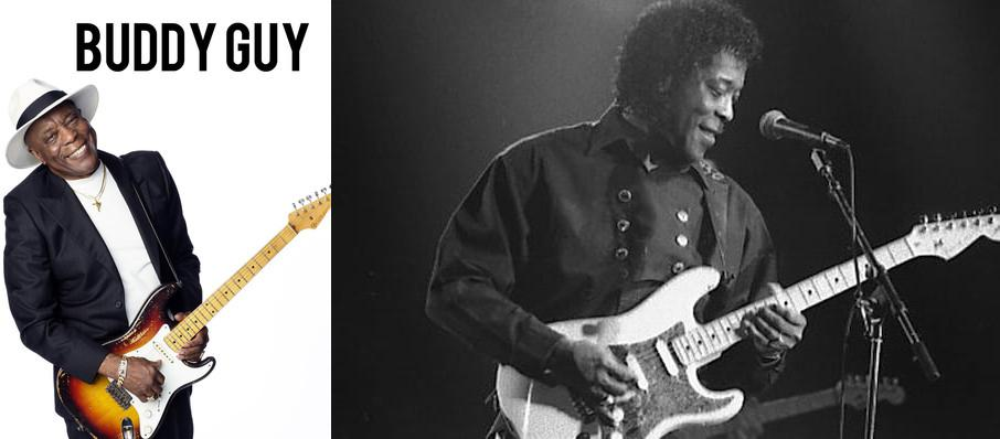 Buddy Guy at Meadow Brook Amphitheatre