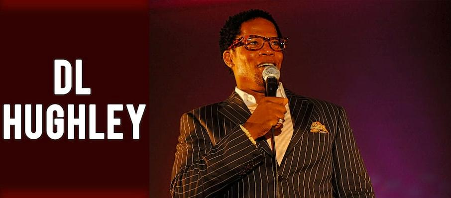 DL Hughley at Motorcity Casino Hotel