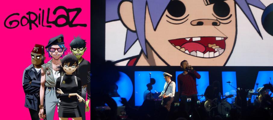 Gorillaz at Fox Theatre