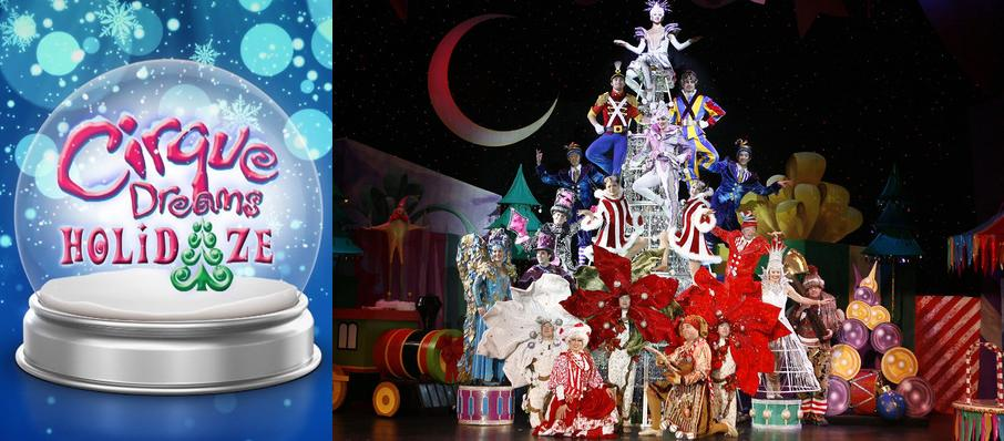 Cirque Dreams: Holidaze at Fox Theatre
