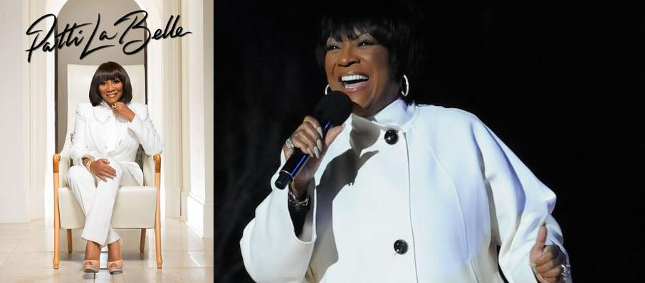 Patti Labelle at Motorcity Casino Hotel