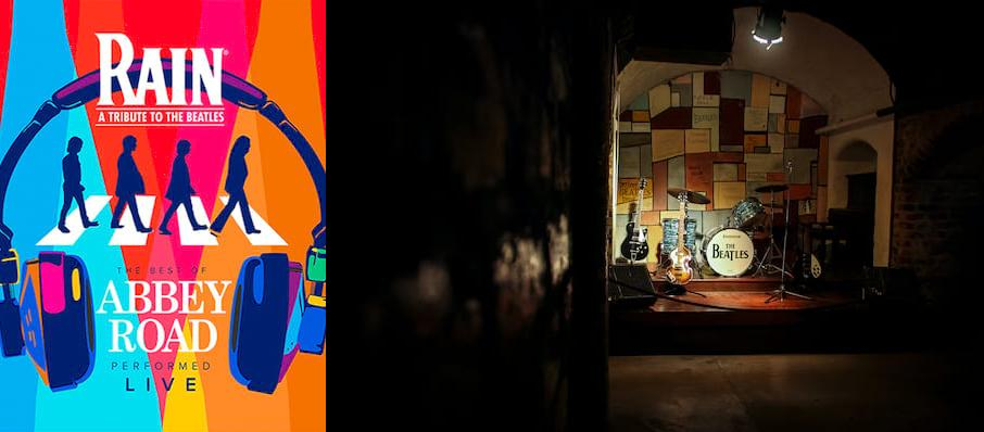 Rain - A Tribute to the Beatles at Fox Theatre
