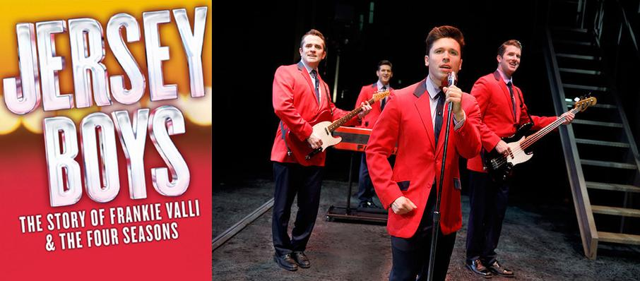 Jersey Boys at Music Hall Center