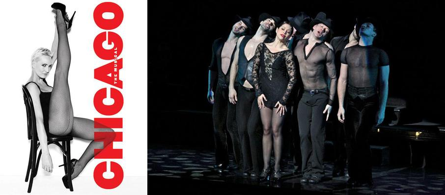 Chicago - The Musical at Fisher Theatre