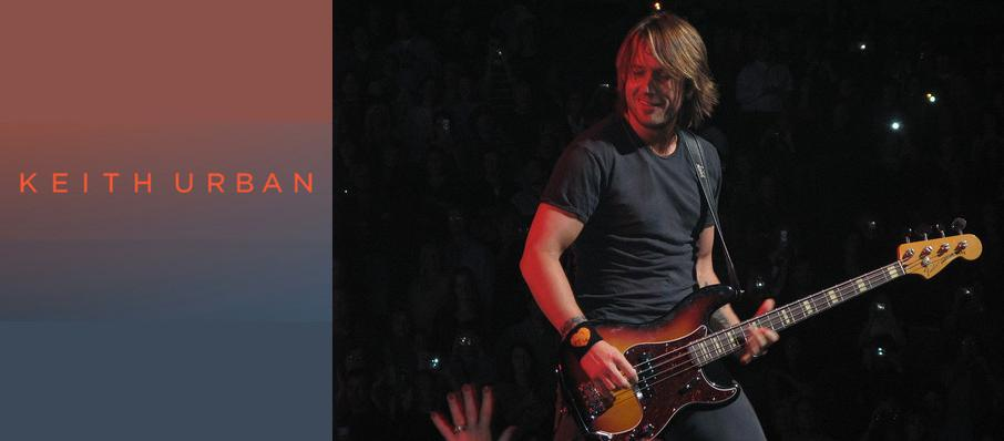 Keith Urban at DTE Energy Music Center