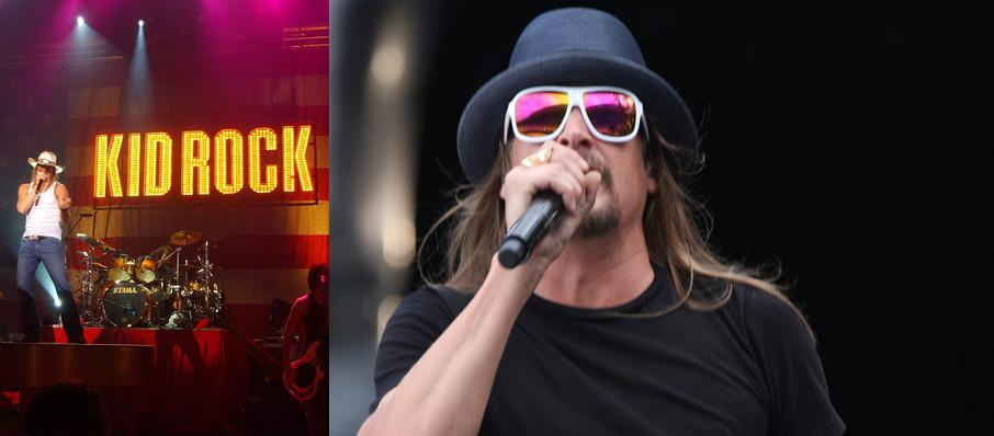 Kid Rock at DTE Energy Music Center