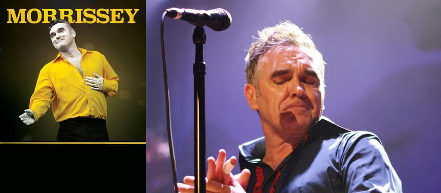 Morrissey at Meadow Brook Music Festival