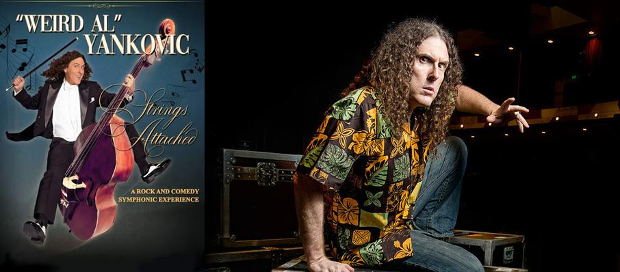 Weird Al Yankovic at Meadow Brook Music Festival
