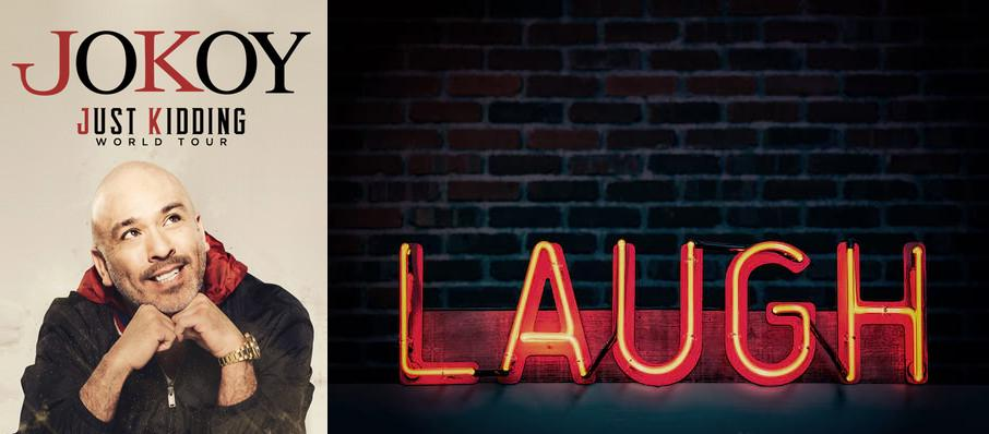 Jo Koy at Masonic Temple Theatre