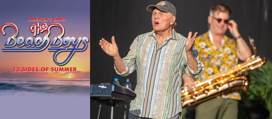 Beach Boys at Meadow Brook Amphitheatre