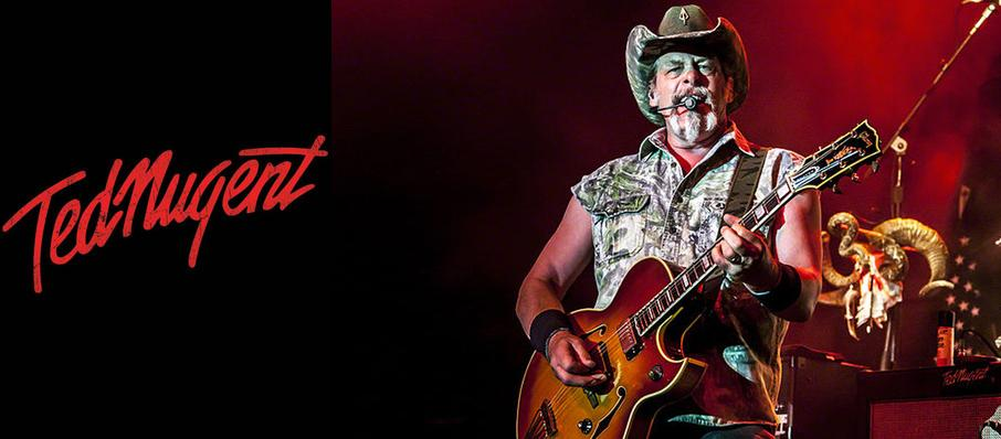 Ted Nugent at DTE Energy Music Center