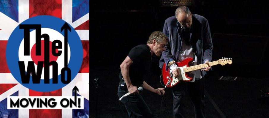 The Who at Little Caesars Arena