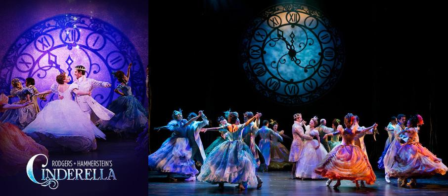 Rodgers and Hammerstein's Cinderella - The Musical at Fisher Theatre