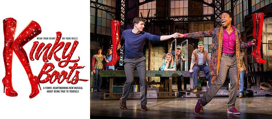 Kinky Boots at Fox Theatre