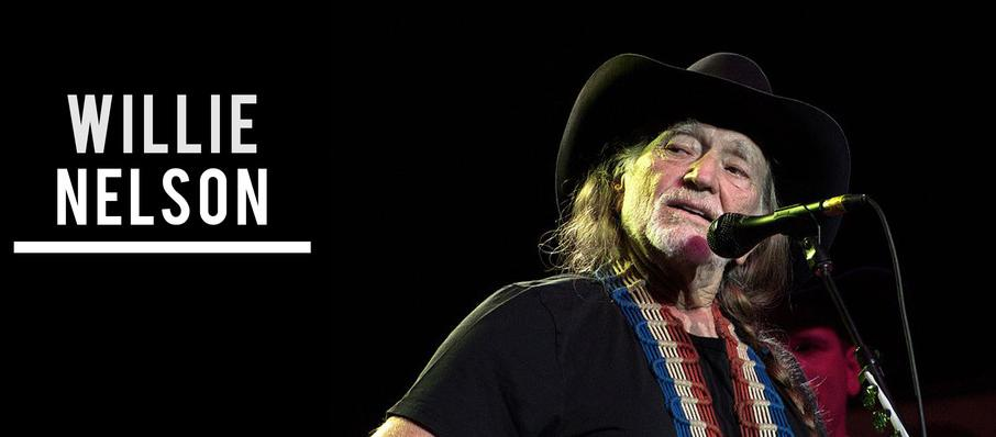 Willie Nelson at Freedom Hill Amphitheater