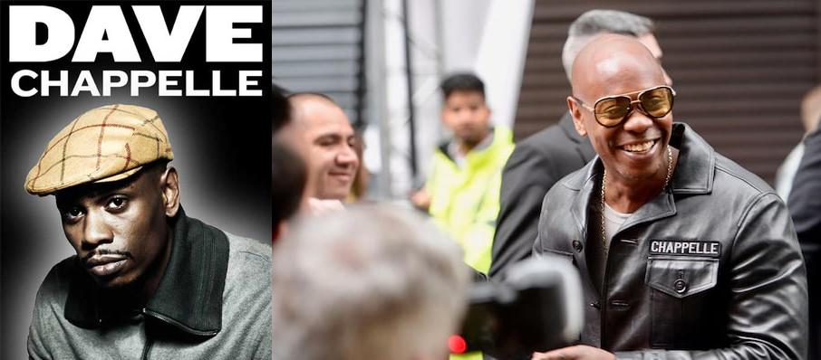 Dave Chappelle at The Fillmore