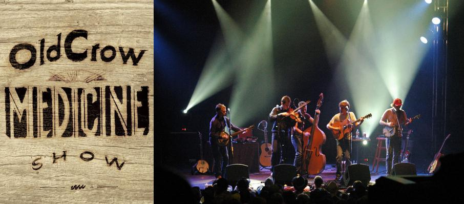 Old Crow Medicine Show at Motorcity Casino Hotel