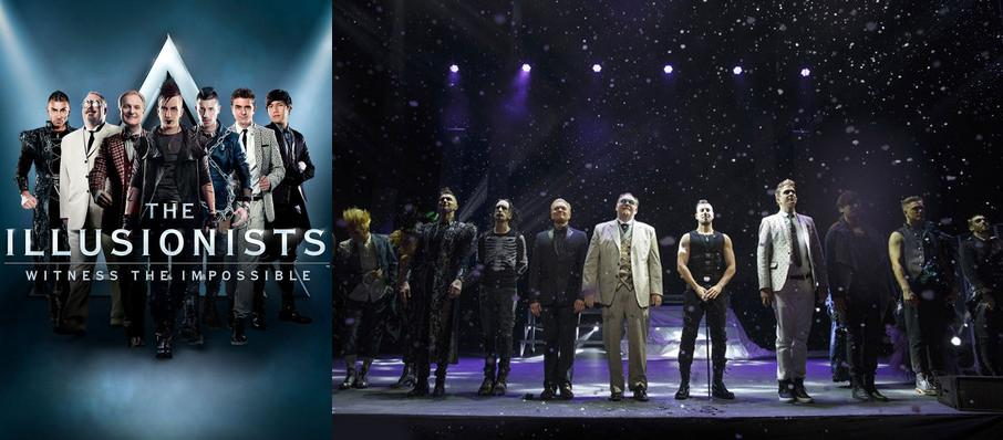 The Illusionists at Fox Theatre