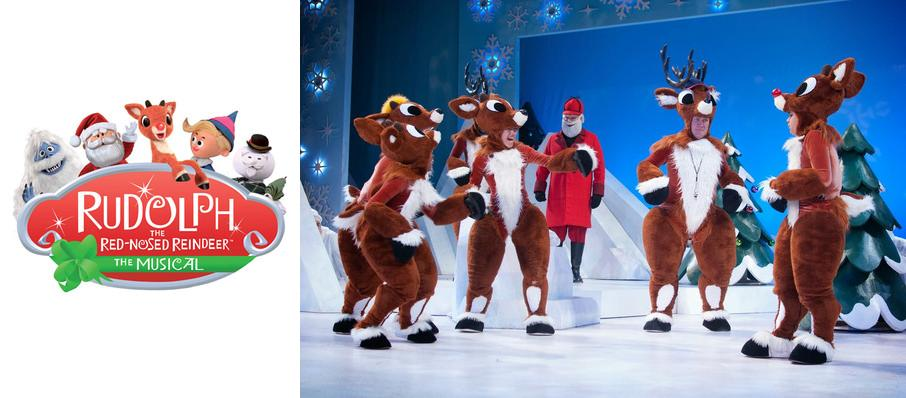 Rudolph the Red-Nosed Reindeer at Fox Theatre