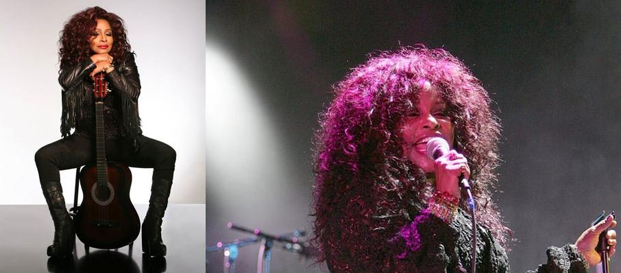 Chaka Khan at Motorcity Casino Hotel