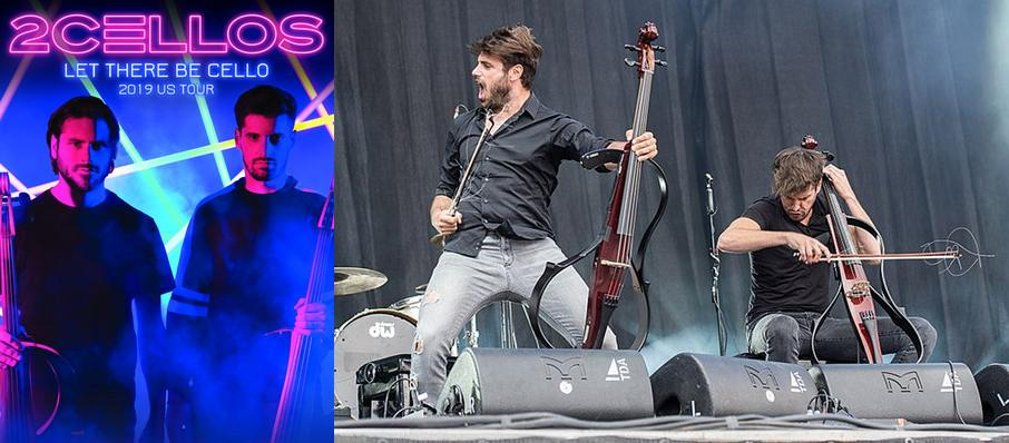 2Cellos at Fox Theatre