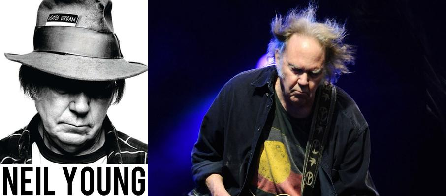 Neil Young at Fox Theatre