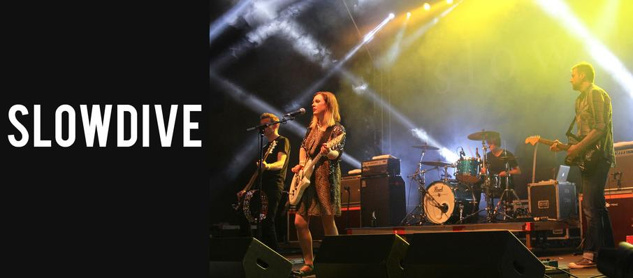 Slowdive at Majestic Theater