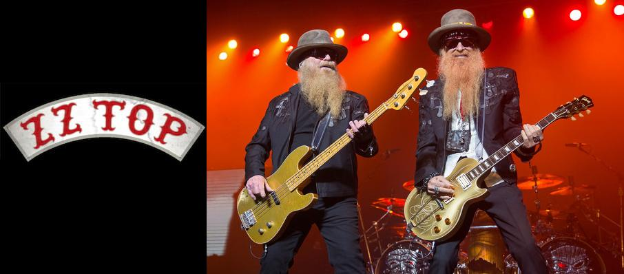ZZ Top at Freedom Hill Amphitheater