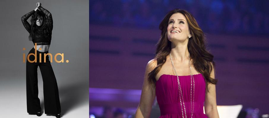 Idina Menzel at Meadow Brook Music Festival