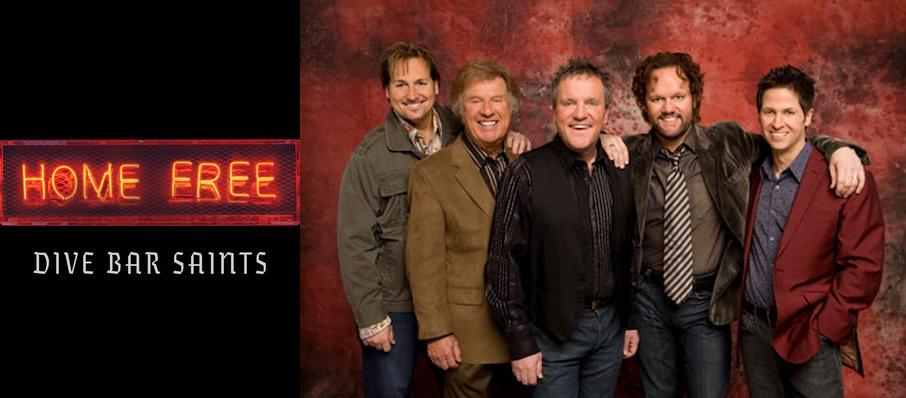 Home Free Vocal Band at Masonic Temple Theatre
