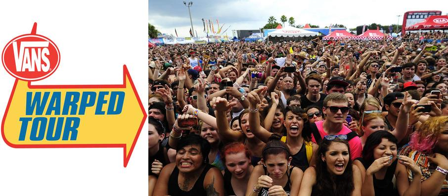 Vans Warped Tour at Meadow Brook Music Festival