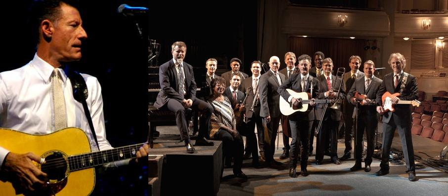 Lyle Lovett & His Large Band at Royal Oak Music Theatre