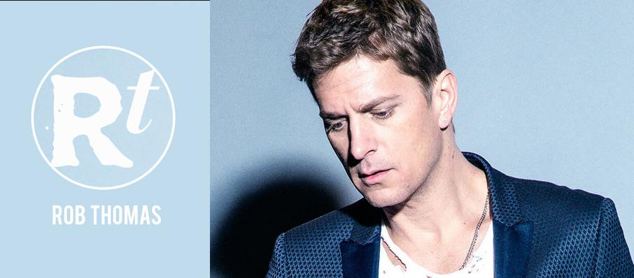 Rob Thomas at Meadow Brook Music Festival