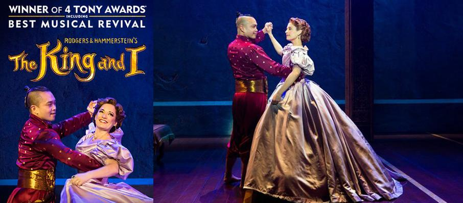 Rodgers & Hammerstein's The King and I at Fox Theatre