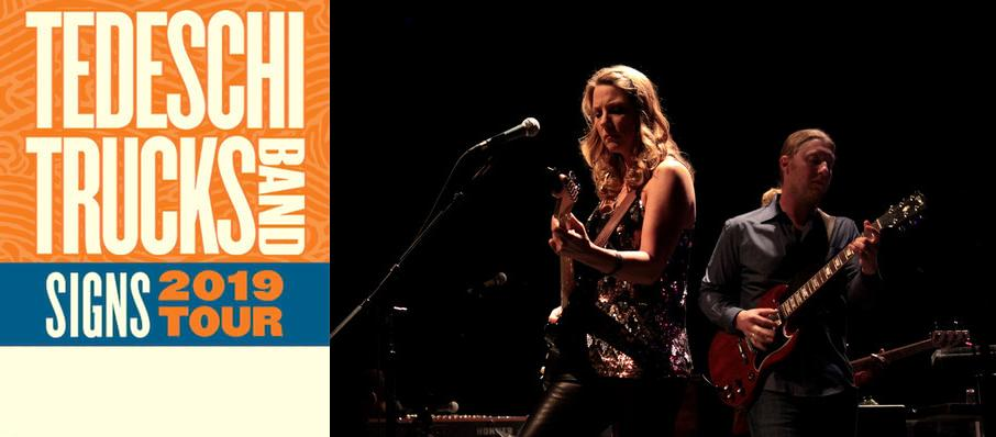 Tedeschi Trucks Band at Freedom Hill Amphitheater