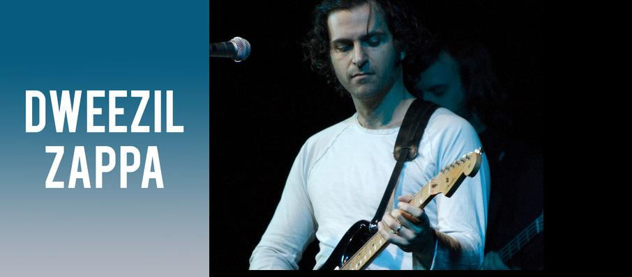 Dweezil Zappa at Royal Oak Music Theatre