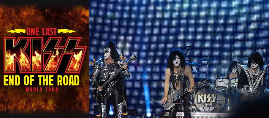 KISS at DTE Energy Music Center