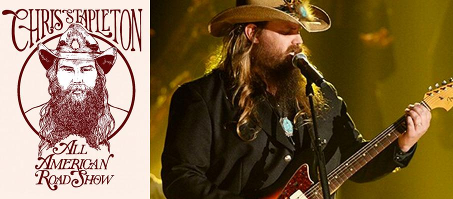 Chris Stapleton at DTE Energy Music Center