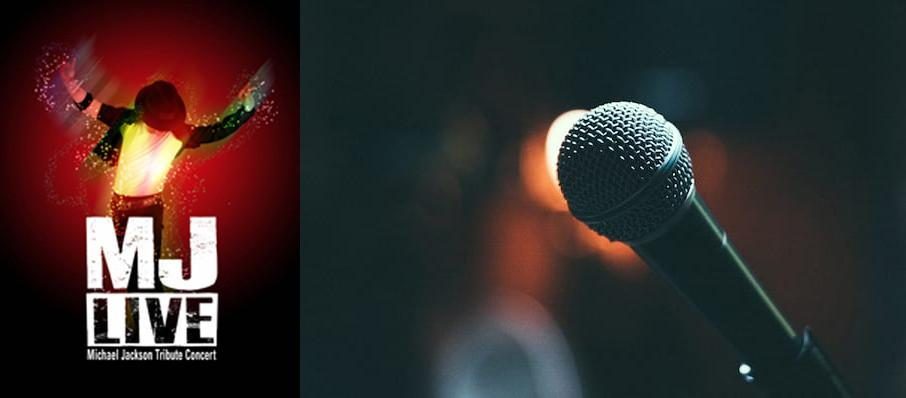 MJ Live - Michael Jackson Tribute Show at Motorcity Casino Hotel