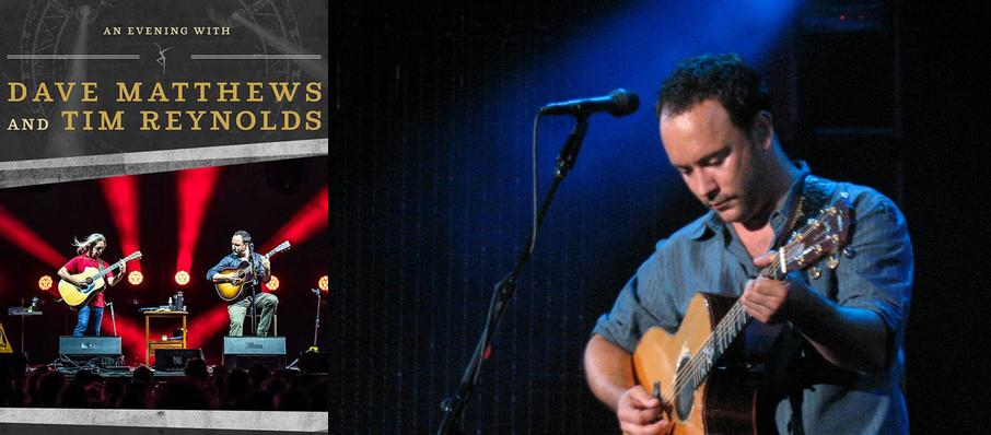 Dave Matthews and Tim Reynolds at DTE Energy Music Center