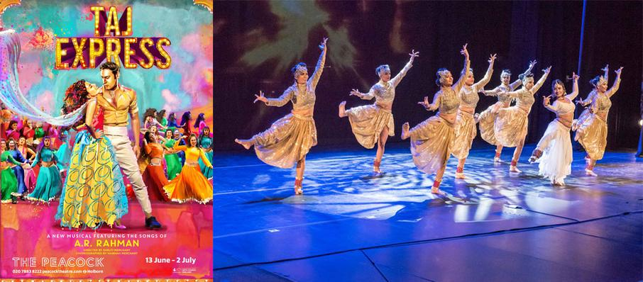 Taj Express: The Bollywood Musical Revue at Music Hall Center